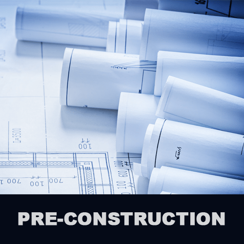 PRE-CONSTRUCTION-SERVICES