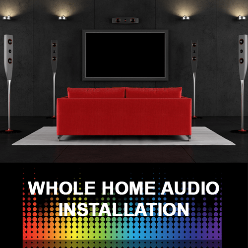 Whole Home Audio Installation Fort Laudedale, Florida