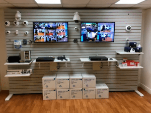 cctv showroom Broward