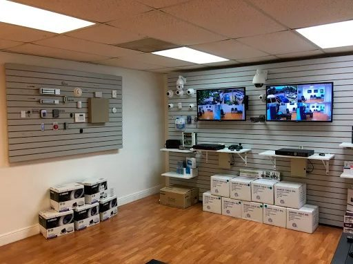 Showroom Cctv Alarm Home Automation Hi Tech Security