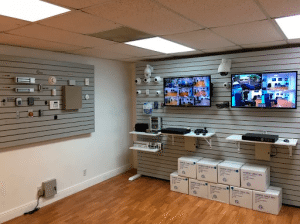 fort lauderdale cctv showroom