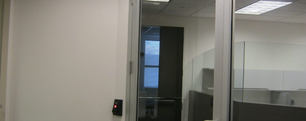 2nd door access control