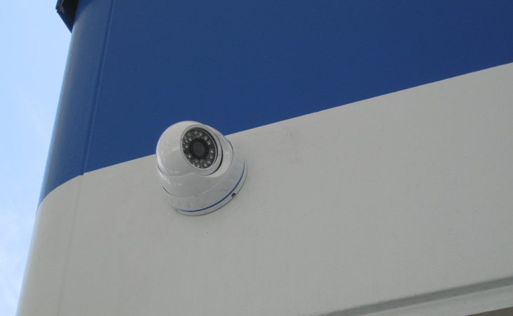 fixed camera installation mobil mart