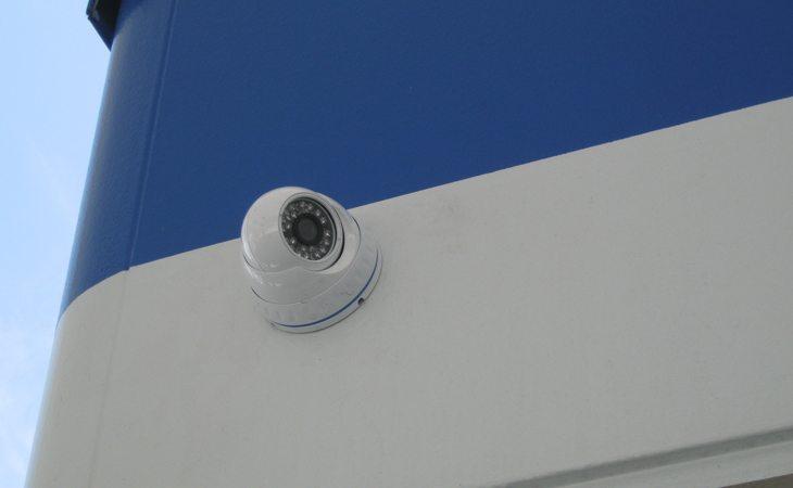 fixed camera installation mobil mart