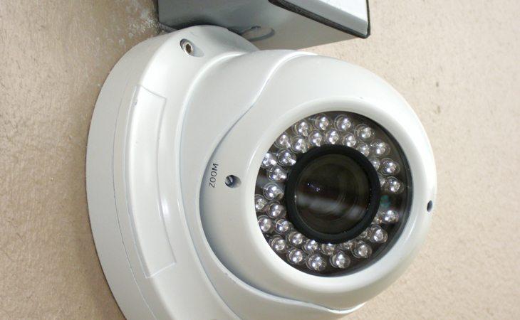 varifocal camera installation