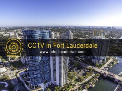 CCTV in Fort Lauderdale