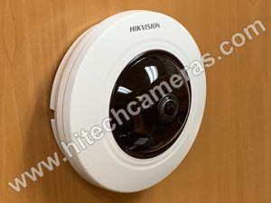 HIKVISION 5MP IP FISHEYE Camera