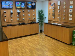 NEW CCTV Security Showroom