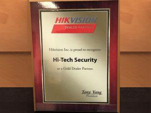 Hi Tech Security - Hikvision Gold Dealer Partner