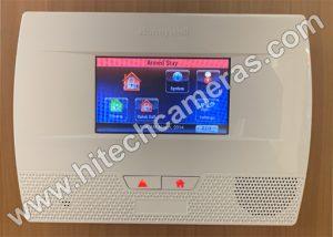 L5210 - Honeywell Lynx Wireless Touch Screen Burglar Alarm System